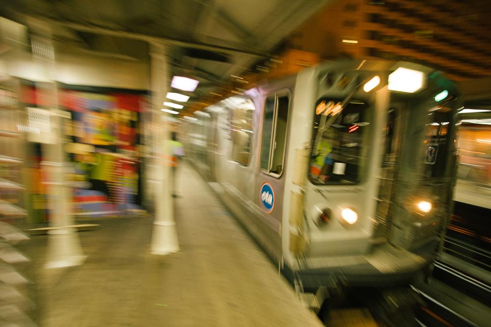 9Chicago Transit Authority L Train010