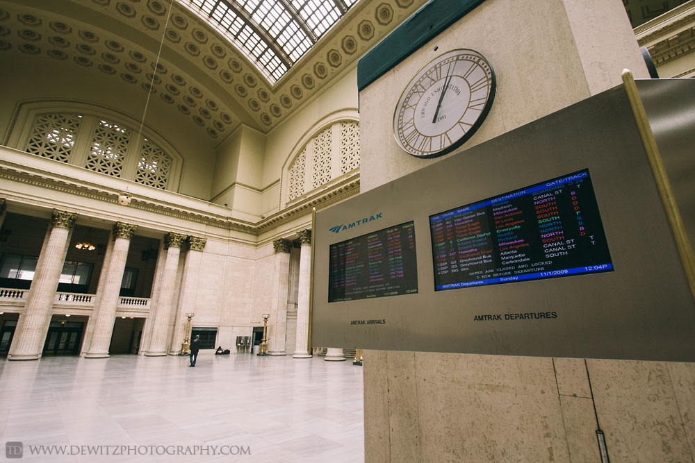 Chicago Union Station Amtrak Schedule