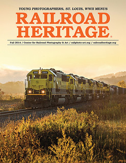 Railroad Heritage Magazine Cover
