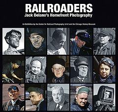 Railroaders Jack Delanos Book