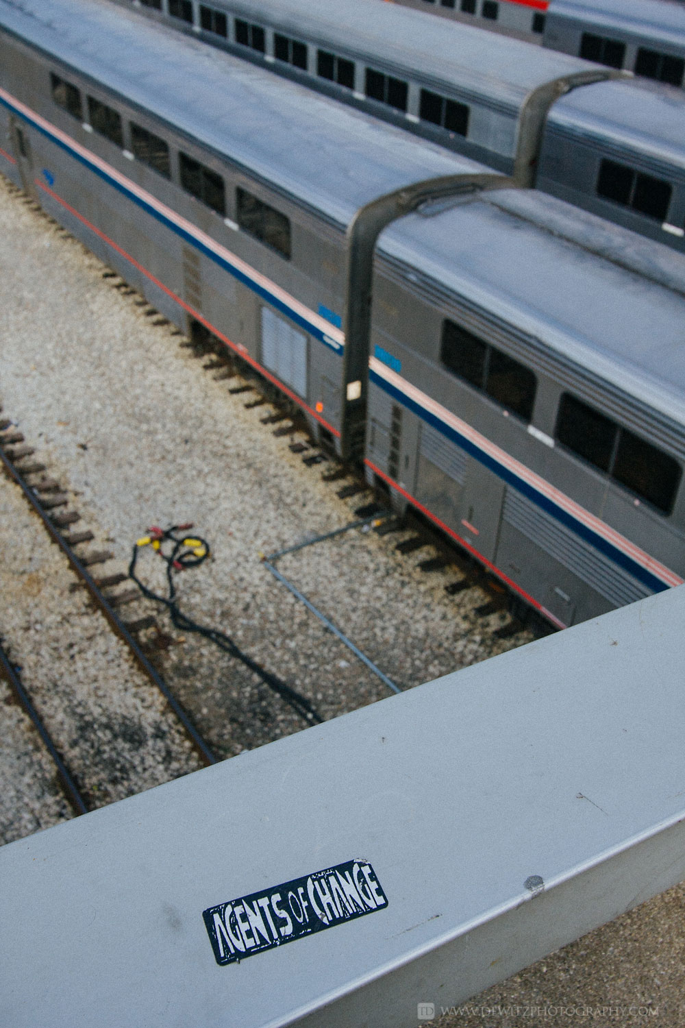 The Infrastructure that Feeds Chicago Union Station - Agents of Change