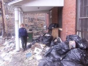 Elisse Elkhorn Inn Clean Up