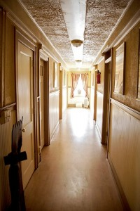Elkhorn Inn Hallway