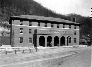 Empire Coal & Coke Company Miner's Clubhouse