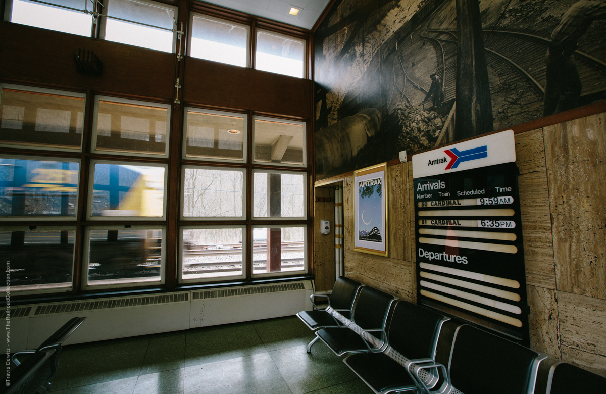 Amtrak Station - Prince, WV