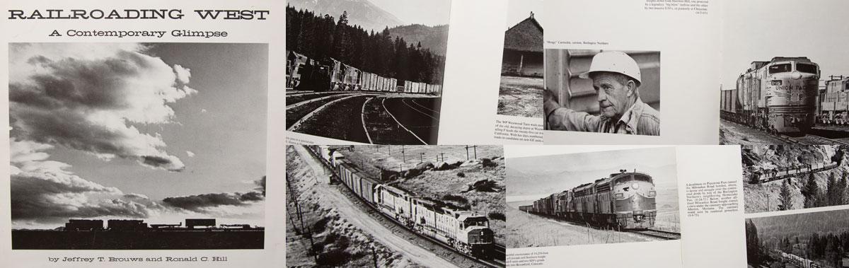 Railroading West