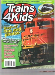 Trains 4 Kids