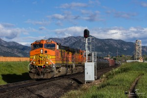 BNSF 4035 Chemical Colorado