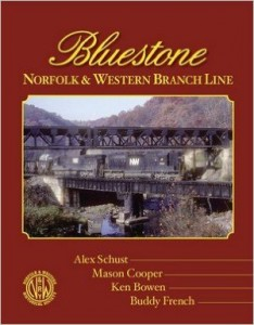 Bluestone Norfolk and Western Branch Line book