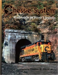 Chessie System Railroads in West Virginia book