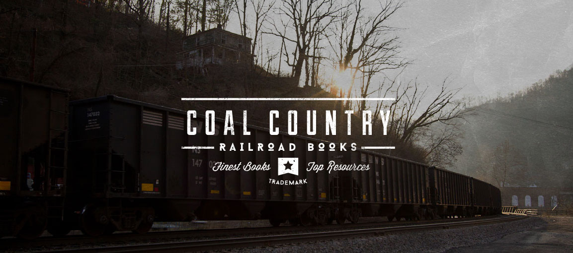 Coal Country Railroad Books Banner
