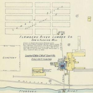 Flambeau River Lumber Company - Ladysmith, Wis.
