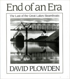 The End of an Era The Last of the Great Lake Steamboats plowden book