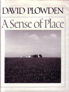 a-sense-of-place-david-plowden-book-cover