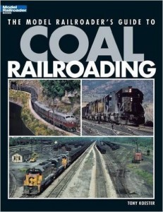 coal railroading modelers guide book