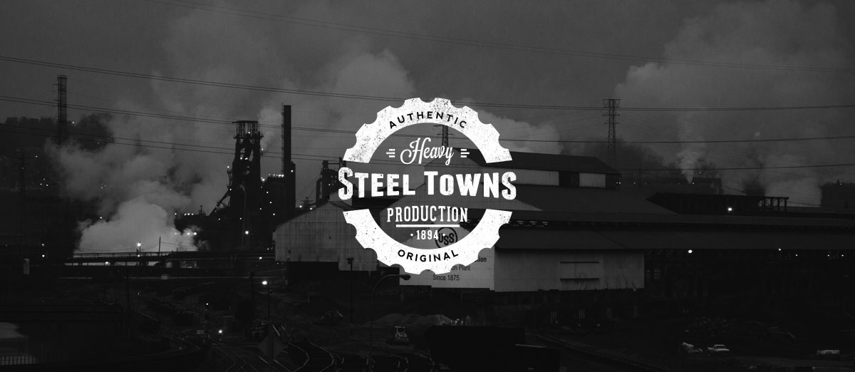 steel town industry books