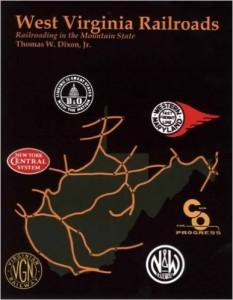 west virginia railroads book